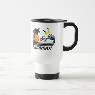Better in Bahamas Faded Mugs