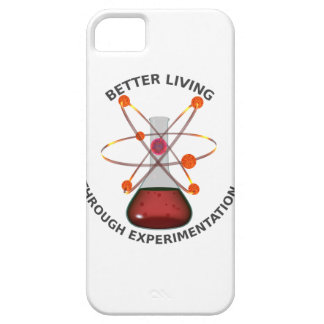 Better Living Through Experimentation iPhone 5 Cover