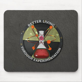 Better Living Through Experimentation Version 2 Mouse Pad