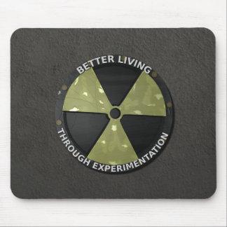 Better Living Through Expermination Version 3 Mouse Mat