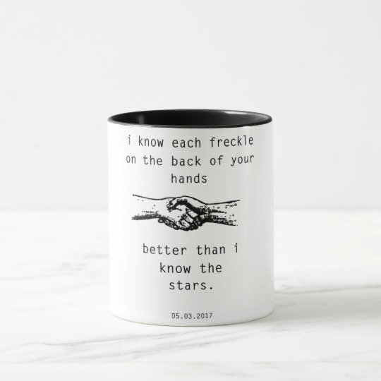 Better Than I Know The Stars Mug