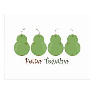 Better Together Post Card