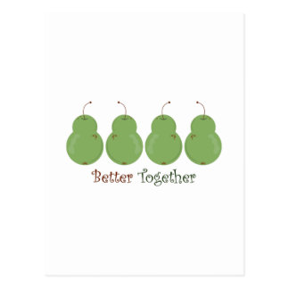 Better Together Post Cards