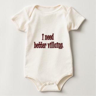Better Villains Bodysuits