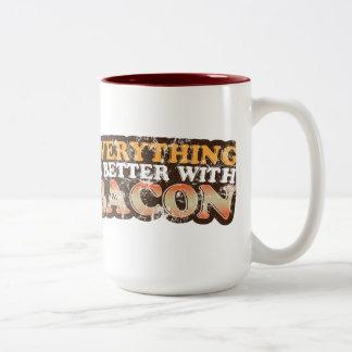 Better With Bacon Mug