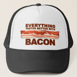 Better With Bacon Trucker Hat