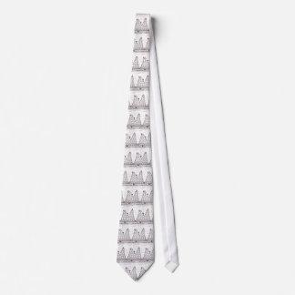 Better Worse Roller Coaster Tie