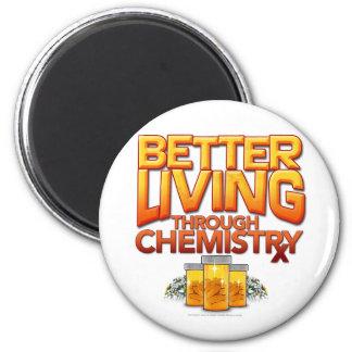 betterliving 6 cm round magnet