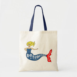 Betterton, Maryland Mermaid Tote Bag
