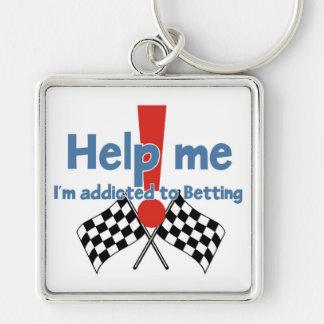 Betting Addict's Keychain