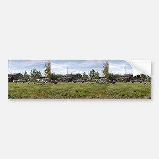 Bettles Ranger Station Bumper Sticker