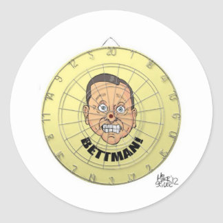 Betts-Eye!! Round Sticker