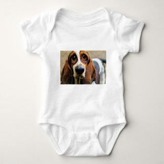Betty Bloodhound Baby Bodysuit