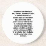 Betty Botter Better Butter (Tongue Twister)