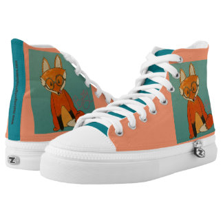 Betty Fox Hi-tops