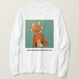 Betty Fox Long Sleeve (addt'l styles & colours) T-Shirt