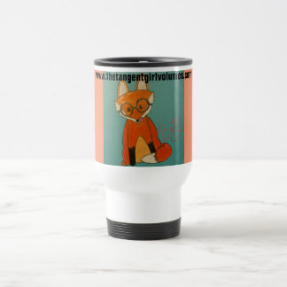 Betty Fox Mug (addt'l styles & colours available)