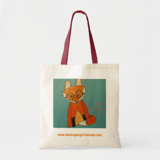 Betty Fox Tote (addt'l styles & colours)
