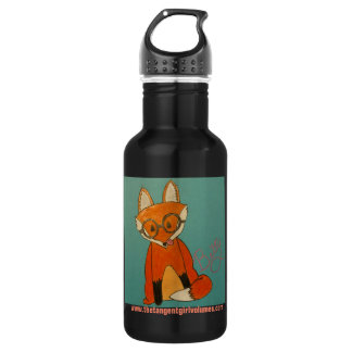 Betty Fox Water Bottle (addt'l sizes&colours a