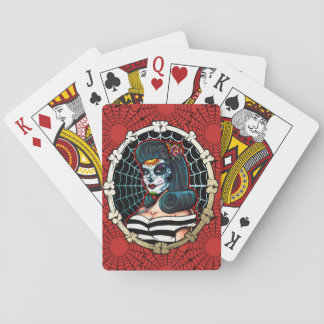 Betty  Spider Queen_playingcards Poker Deck