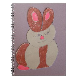Betty the Rabbit Notebook