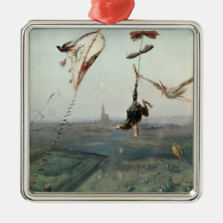 Between Heaven and Earth, 1862 Christmas Ornament
