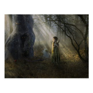 Between The Shadows | Fairytales Postcard