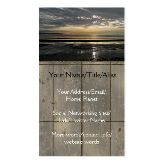 Between The Worlds Business Card Templates