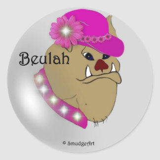 Beulah Stickers