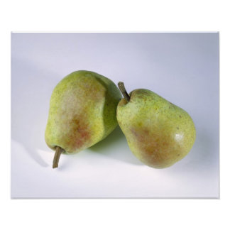 Beurre Hardy pears For use in USA only.) Photo
