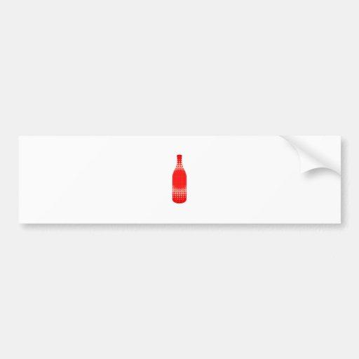 Beverage Bumper Sticker