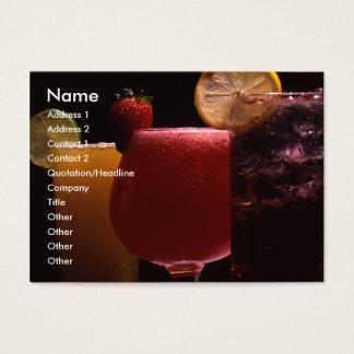 Beverages 1 Card