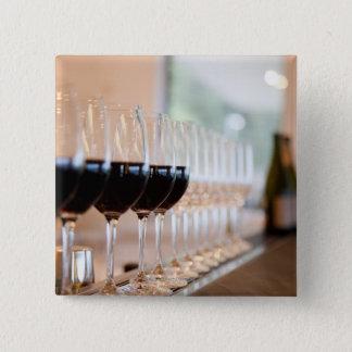 beverages cocktails drinks 2 15 cm square badge