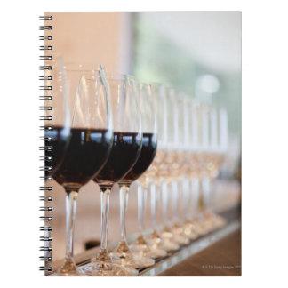 beverages cocktails drinks 2 notebooks