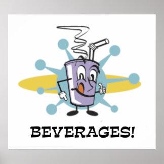 Beverages Poster