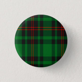 Beverdige Scottish Tartan 3 Cm Round Badge