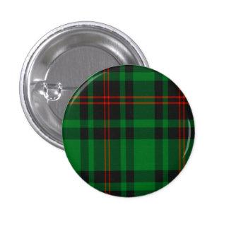 Beverdige Scottish Tartan 3 Cm Round Badge