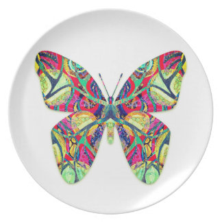Beverly Butterfly Plate