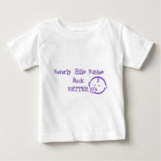 Beverly Hills Babies Suck Better Tshirts