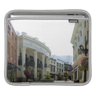Beverly Hills, California iPad Sleeve