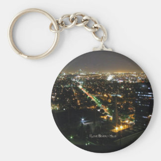 Beverly Hills: I Love Beverly Hills Key Ring