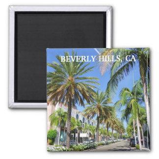 Beverly Hills Magnet! Square Magnet