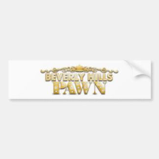 Beverly Hills Pawn Bumper Sticker