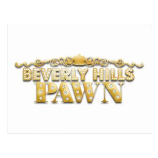 Beverly Hills Pawn Postcard