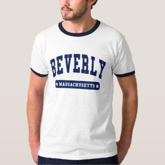 Beverly Massachusetts College Style t shirts