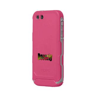 Beverly pink iPhone ultra Rugged case Incipio ATLAS ID™ iPhone 5 Case