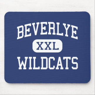 Beverlye Wildcats Middle Dothan Alabama Mousepads