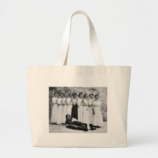 Bevy of Girls for a Bedoin Boy: early 1900s Bags