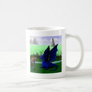Beware, Dragons Coffee Mug