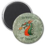 Beware Dragons Stone
